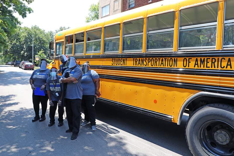 KCPS 'Meals On the Bus' Program Starts Aug. 25